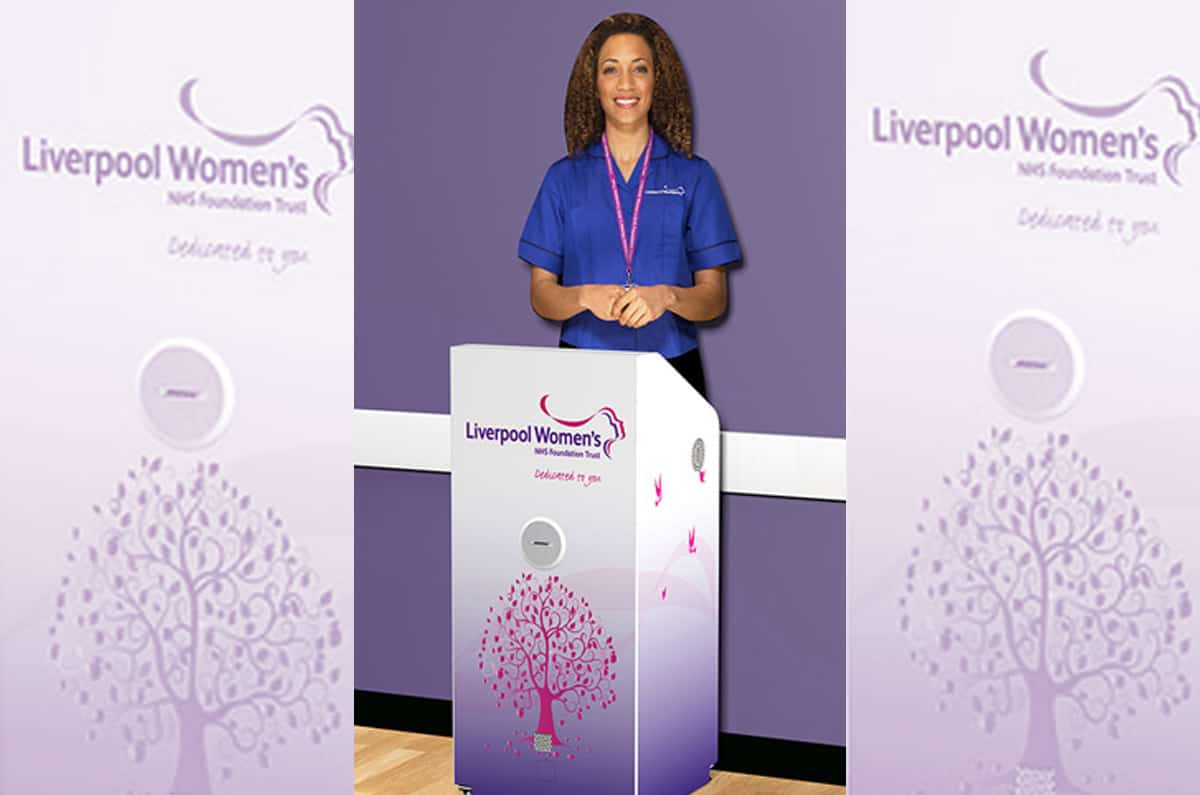tensator-virtual-assistant-installed-in-liverpool-womens-hospital