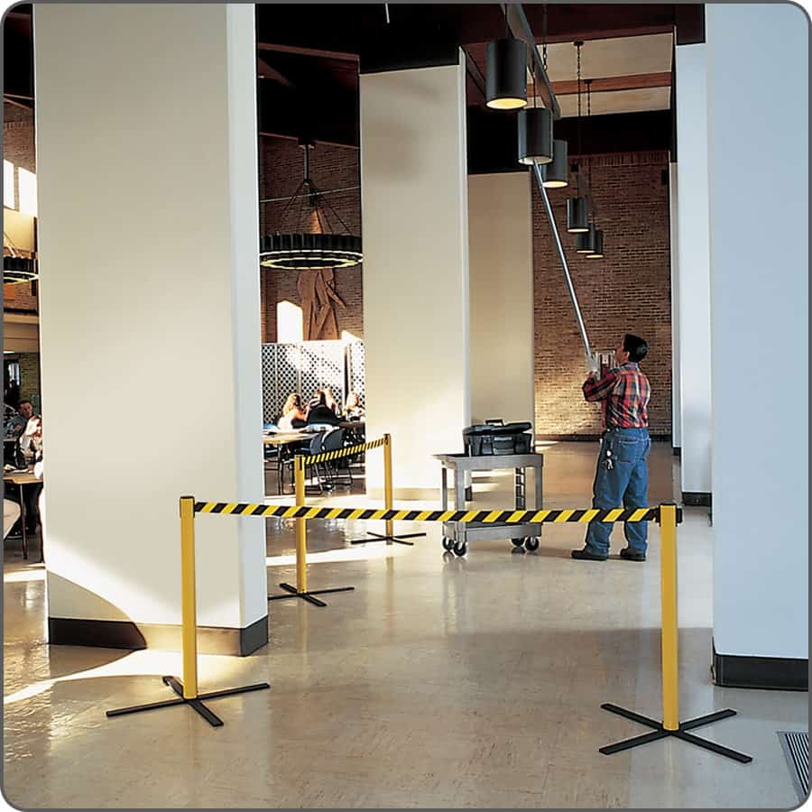 tensabarrier-installation-for-health-and-safety-solution