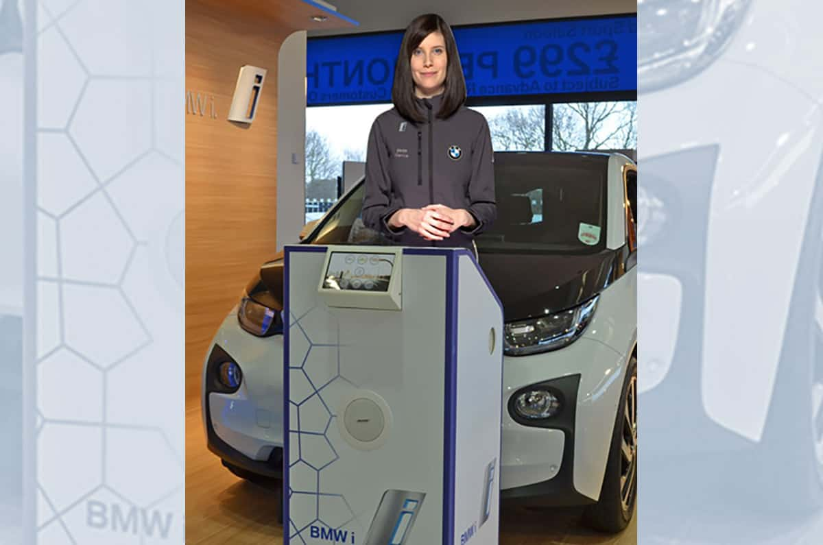 tensator virtual assistant for bmw