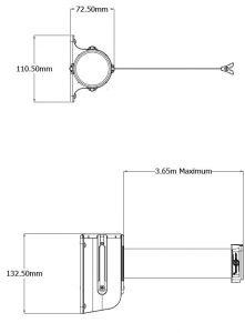 Tensabarrier-Technical-Drawing-891-Mini-Wall-Unit-2-221x300-1