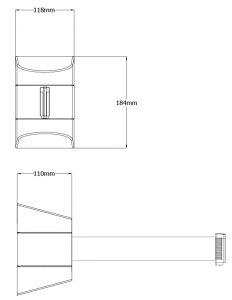 Tensabarrier-Technical-Drawing-899-Maxi-Wall-Unit-1-232x300-2