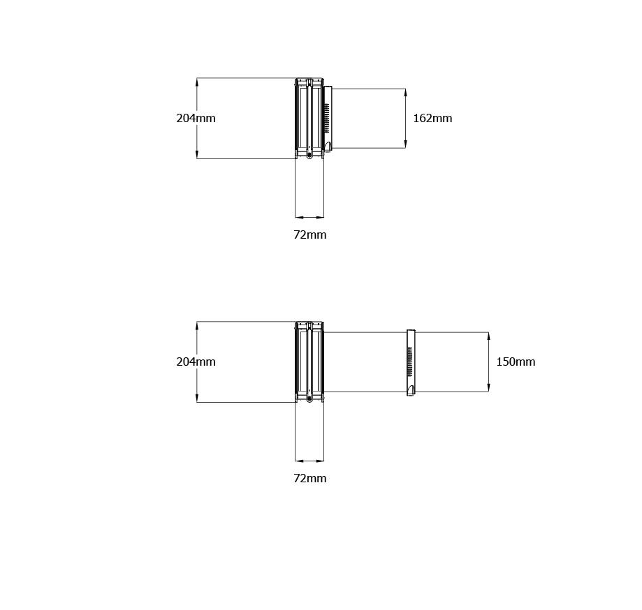 Tensabarrier-Technical-Drawing-Replacement-Wide-Belt-Cassette